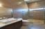 Bedroom 2 (flex room) and hallway shared bath