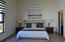 Large master bedroom suite with ensuite bathroom and LARGE walk in closet with amazing woodwork