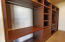 Master bedroom closet left side
