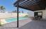 Nice side yard ans private pool.