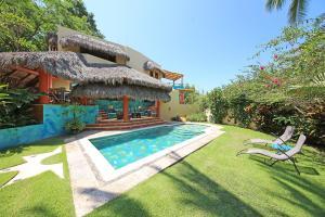 4 Juan Escutia, Casa Agua Azul, Riviera Nayarit, NA