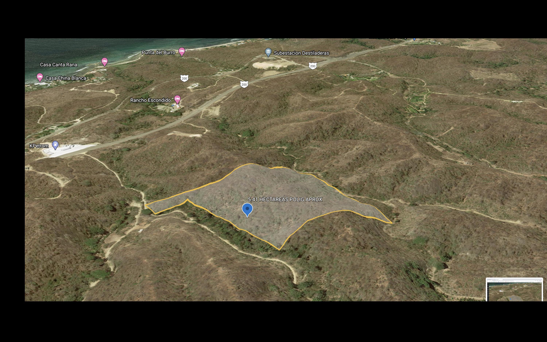 Punta de Mita, ,Land,For Sale,CARRETERA A PUNTA MITA,18202