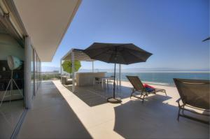 Panoramic views from your private terrace