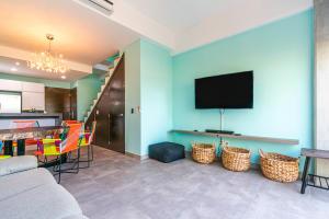 3 Avenida las Palmas 122, 3.14 Living, Riviera Nayarit, NA