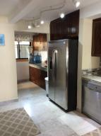 Remodeled kitchen and extended laundry room.