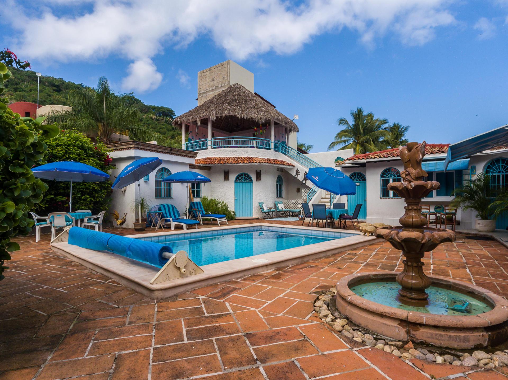 Guayabitos, 2 Bedrooms Bedrooms, ,3 BathroomsBathrooms,House,For Sale,Ceibas,19509