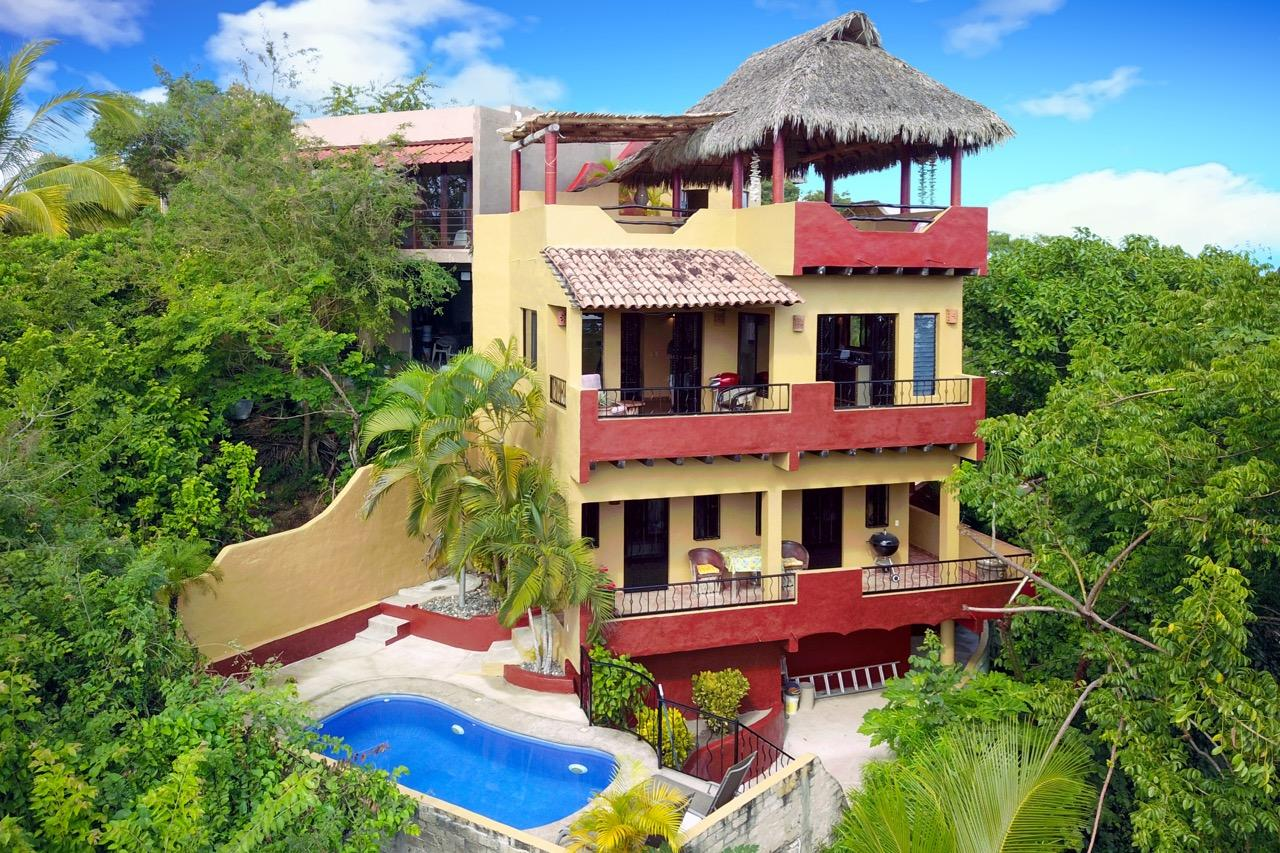 Sayulita, 3 Bedrooms Bedrooms, ,2.5 BathroomsBathrooms,House,For Sale,Luciernaga,19608