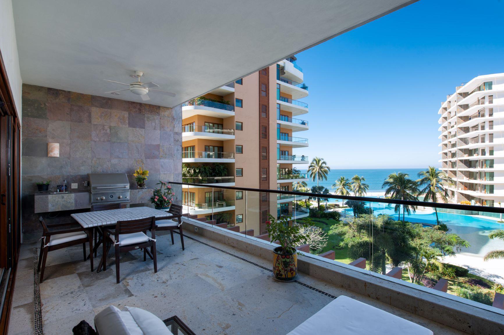 Nuevo Vallarta West, 2 Bedrooms Bedrooms, ,2.5 BathroomsBathrooms,Condo,For Sale,Paseo de los Cocoteros,20304