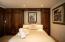 Queen Murphy bed,in down postion