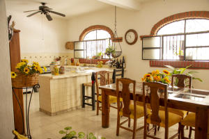Traditional Mexican Style Kitchen