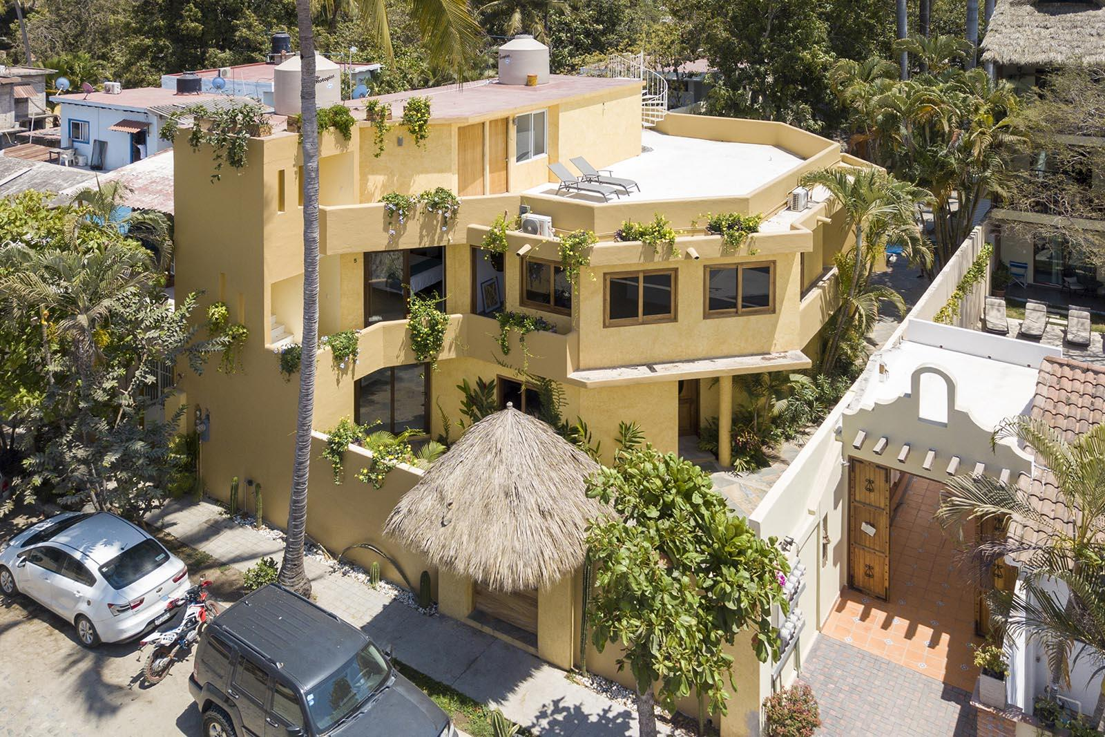 San Pancho, 8 Bedrooms Bedrooms, ,8.5 BathroomsBathrooms,House,For Sale,Calle Mexico,20645