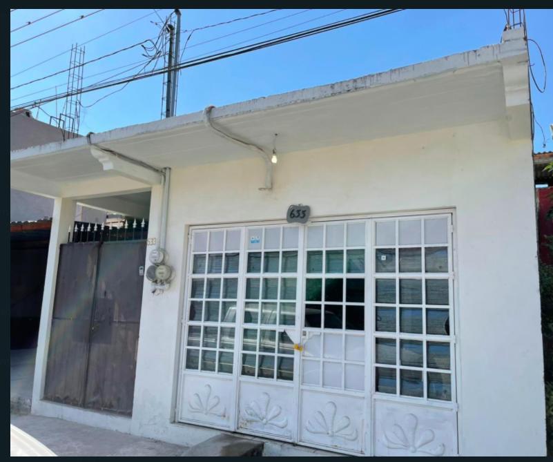 Casa Girasol en Arboledas