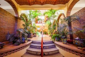 Casa Carrillo Entrance