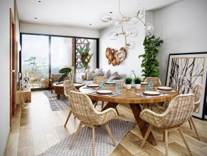 PVRPV -dining & living room