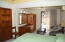 #2 casita upper king bedroom and sitting area with in suite bathroom private terrace.