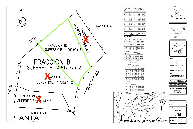 EL TIZATE FRACC B-2