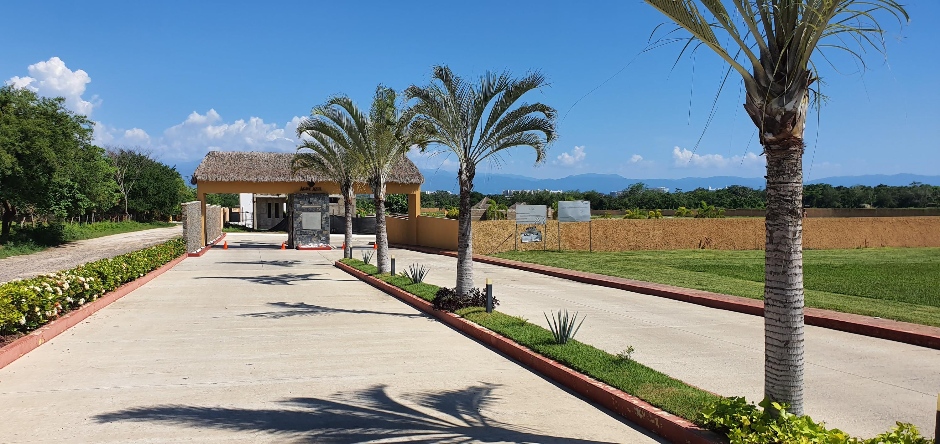 LOTE COND. AGAVE AZUL