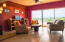 Living room with a view! Enjoy the colors of MEXICO!