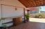Upper garden terrace bar area. 257 sq. M