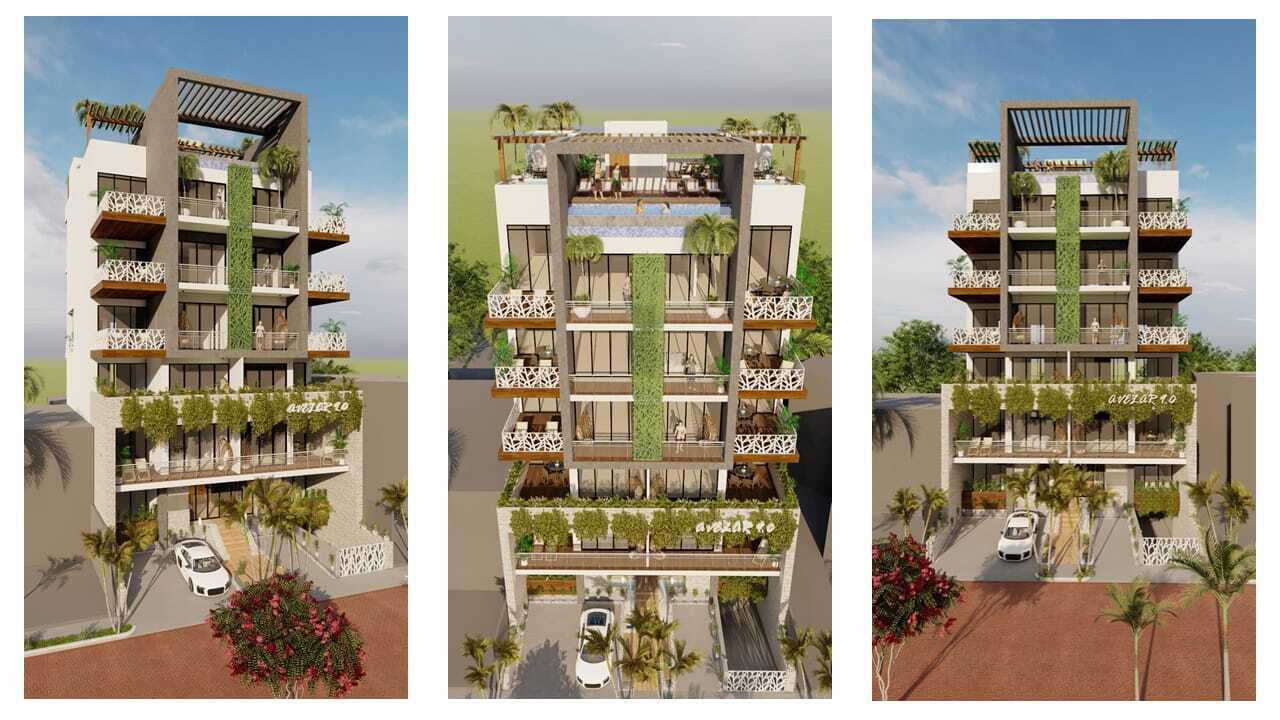 Bucerias, 2 Bedrooms Bedrooms, ,3 BathroomsBathrooms,Condo,For Sale,RETORNO PLAYA A LAS MINITAS,21014