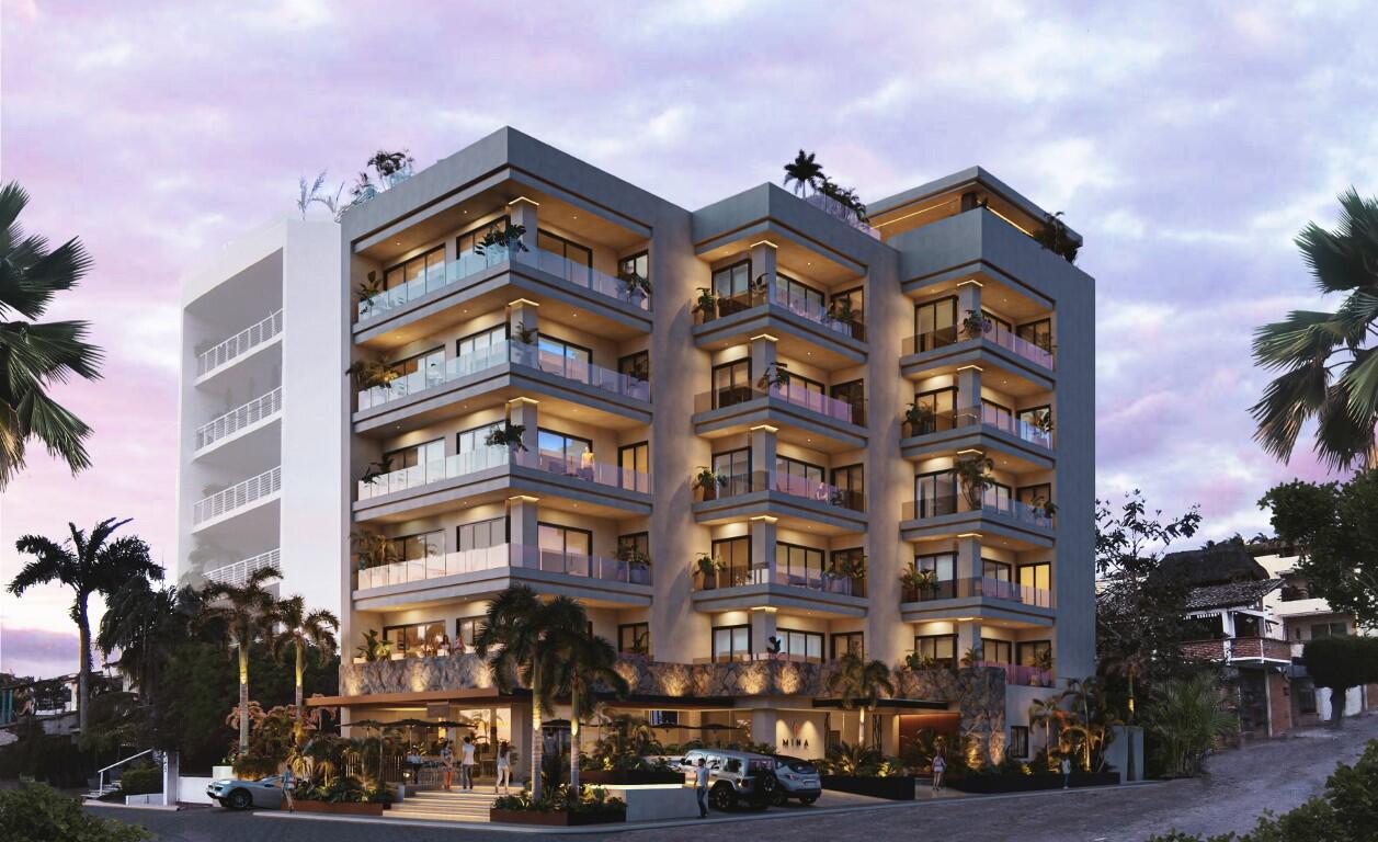 Bucerias, 2 Bedrooms Bedrooms, ,2 BathroomsBathrooms,Condo,For Sale,Lazaro Cardenas,21966