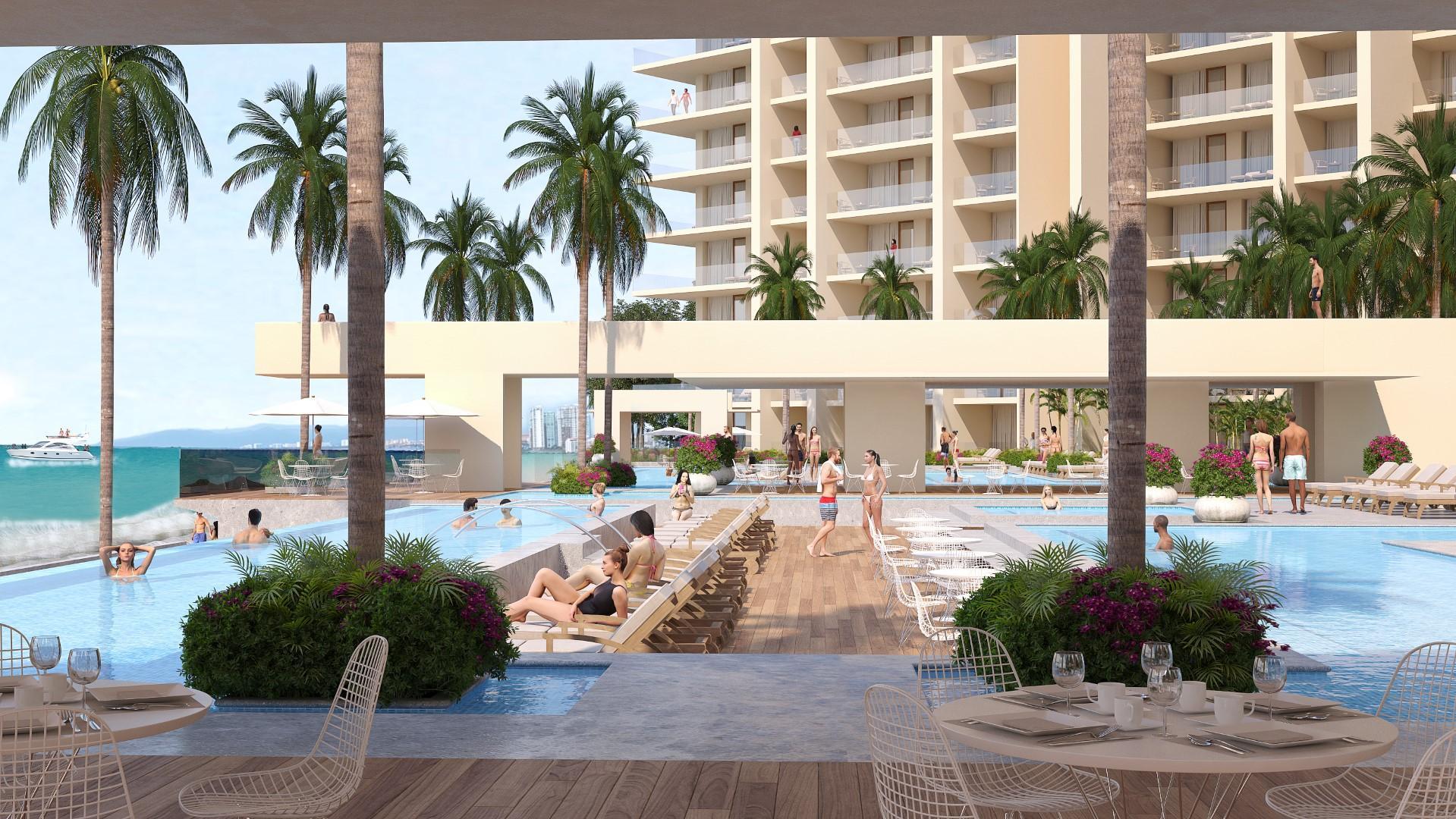 Hotel Zone, 2 Bedrooms Bedrooms, ,2 BathroomsBathrooms,Condo,For Sale,Febronio Uribe,22215