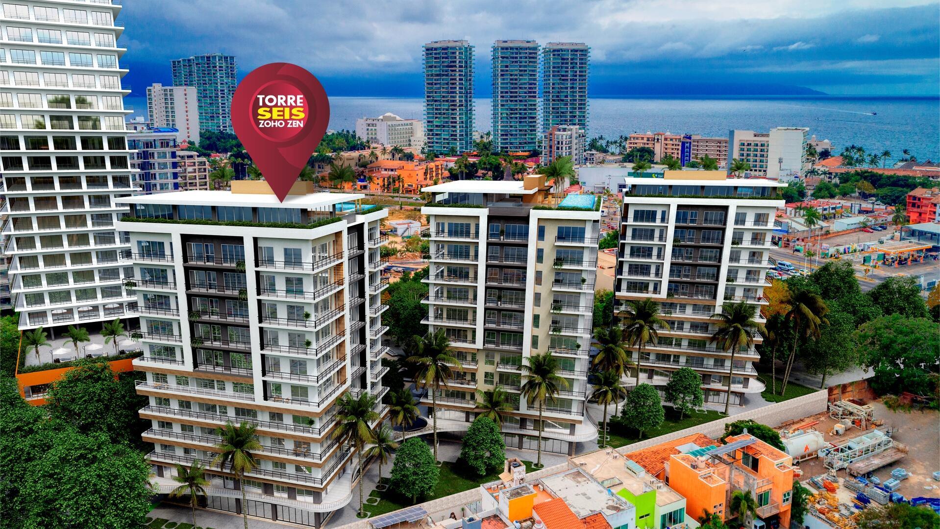 Hotel Zone, 1 Bedroom Bedrooms, 2 Rooms Rooms,2 BathroomsBathrooms,Condo,For Sale,Maria Montessori,21786