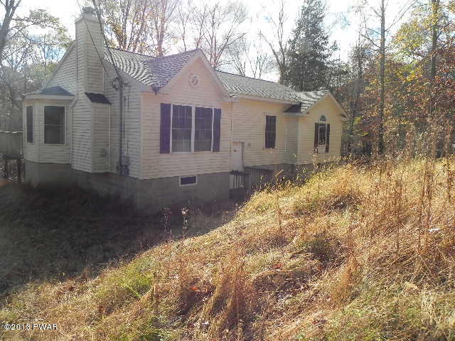 1 story home with full unfinished basement, located on a nicely wooded lot with gas fireplace and central air. Large eat in kitchen and a very open floor ...