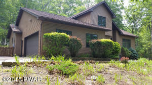 805 Lasso Court North, Lords Valley, PA 18428