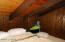 Loft extra sleeping area