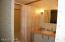 Master Bath with separate toilet room