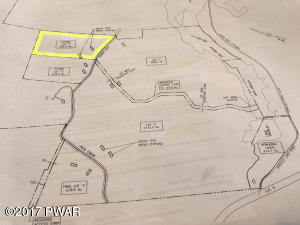 Lot V Greeley Lake Rd, Greeley, PA 18425
