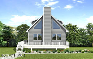 This is a rendering of our Shawnee model. For more information on the builders, visit www.TheCouttsGroup.com.