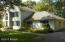 Angle of house