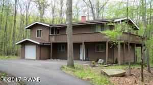 809 Hickory Ct, Lords Valley, PA 18428