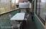 Main floor deck