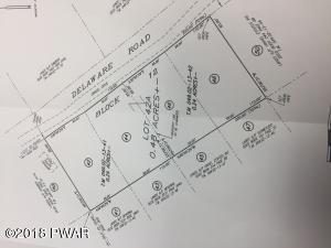 Lot46/48 Block 12 Unit 4, Shohola, PA 18458