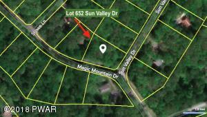 Lot 652 Sun Valley Dr, Tafton, PA 18464