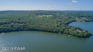 Coutts Point Rd, Paupack, PA 18451