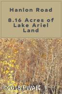 0 Hanlon Rd, Lake Ariel, PA 18436