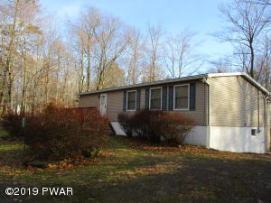 3 Bedrooms 1 Full & Master with shower. Set back from road. On a full unfinished basement: clean palate for you!