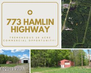 773 Hamlin Hwy, Lake Ariel, PA 18436