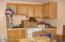 Extra kitchen/wet bar!