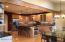 Kitchen/Dining Room Combo with Breakfast Bar