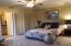 Bedroom has own Bathroom / Ceiling Fan