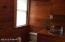 Beautifully finished pine bathroom