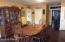 Spacious dinning room