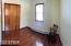 4 bedrooms with hardwood floors and large closets!