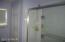Full Bath with Linen Closet.