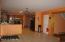 Open Floor Plan with Ceramic Tile Flooring. Pantry Closet.